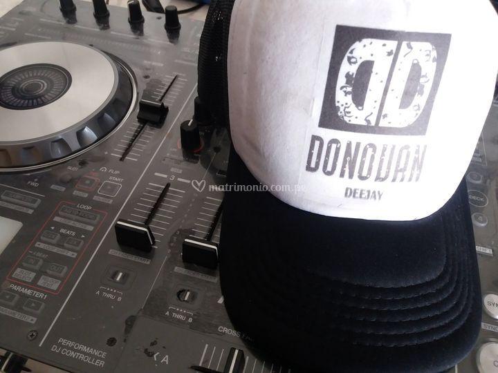 Donovan DJ