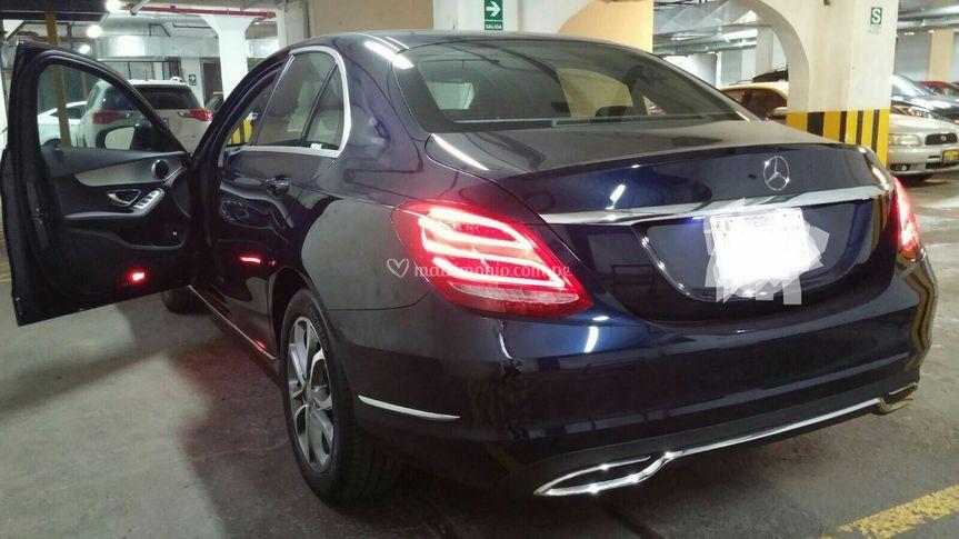 Mercedes 200 2015 Azulmarino