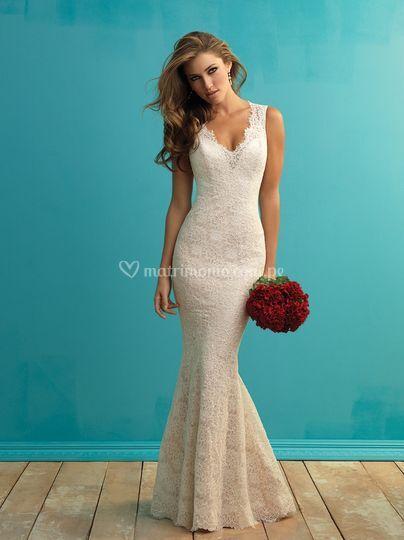 9253 / Allure Bridals