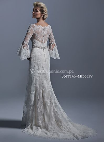 Fatima-back/ Sottero & Midgley
