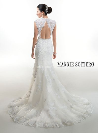 Kiana-back/Maggie Sottero