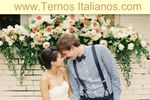 Boda civil de Ternos Italianos