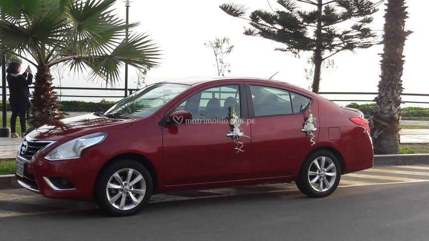 Pérez Wedding Cars
