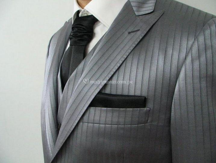 Detalle de traje