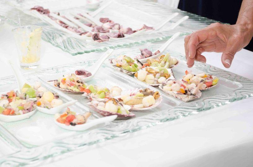Bocaditos salados