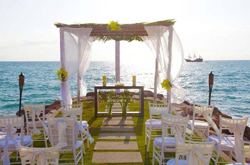 Events & Wedding Planner Malena Nonones