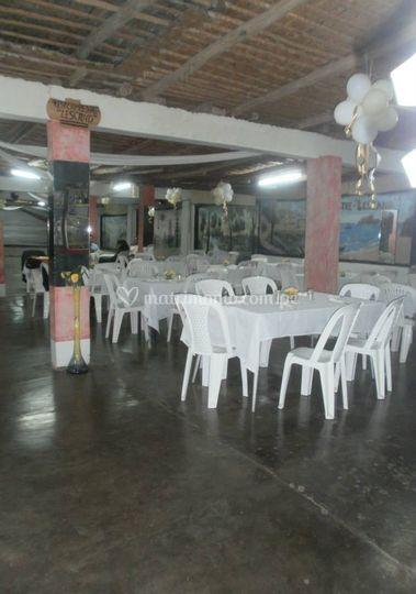 Lugar para eventos
