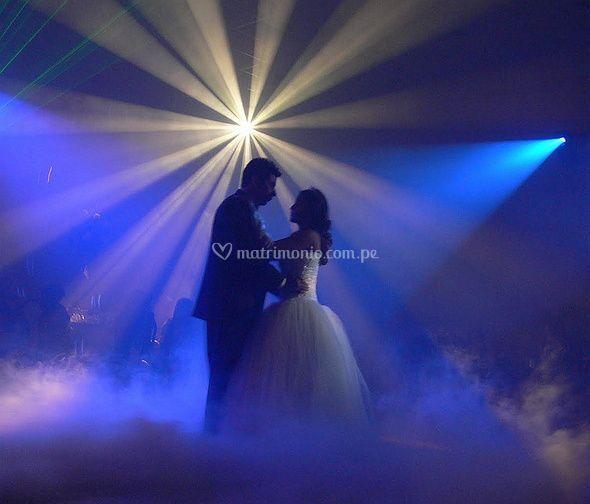 Iluminación en Matrimonio