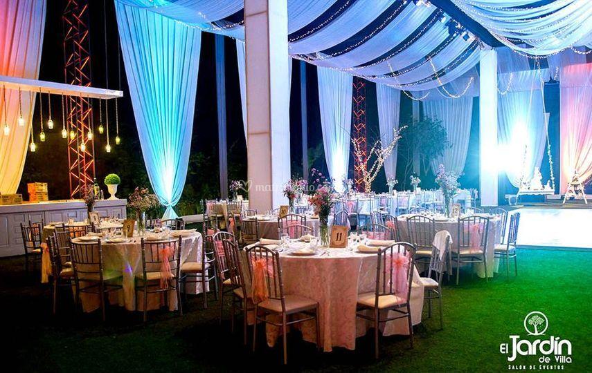 Espacios boda