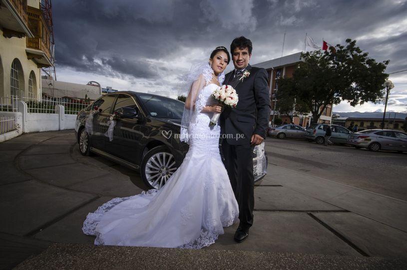 Karol y Jorge - Huancayo