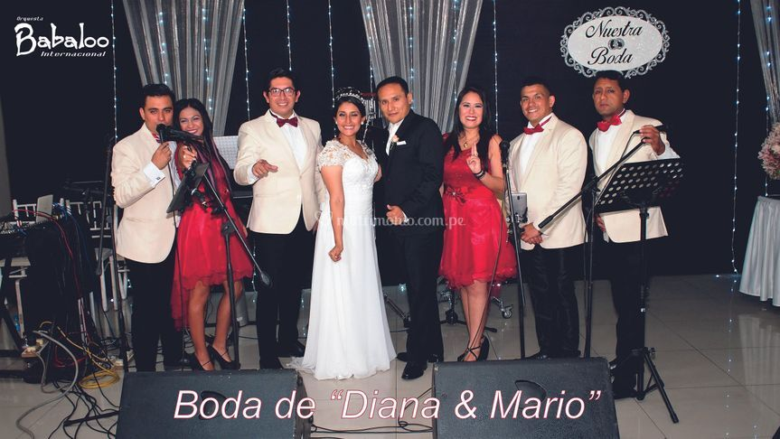 Diana & Mario