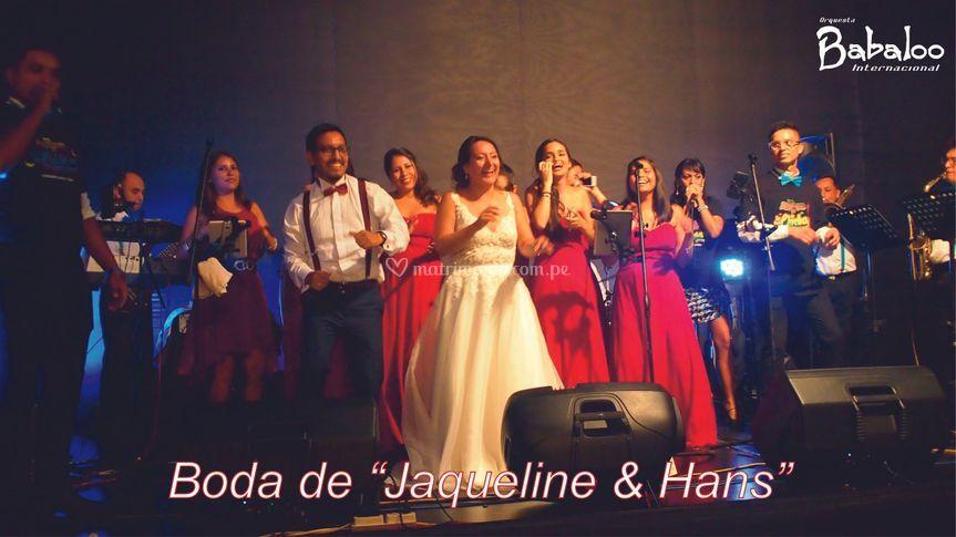 Jaqueline & Hans