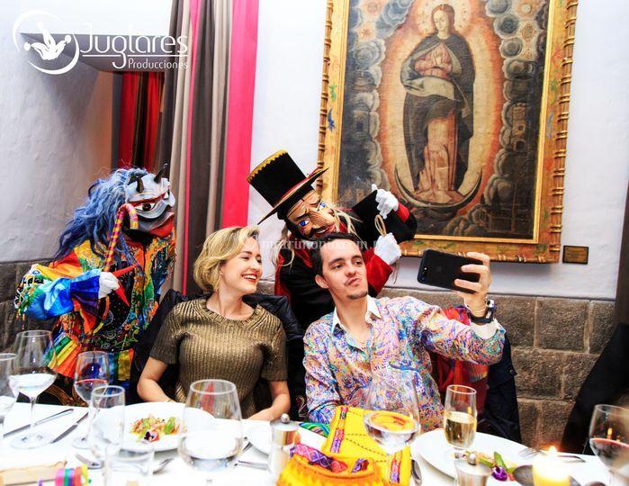 Fiesta de paucartambo