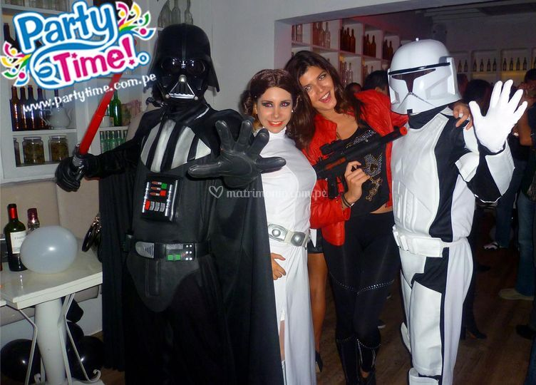 PartyTime© | star Wars