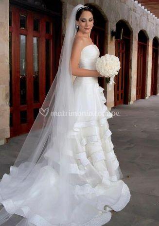 Maravillosos vestidos