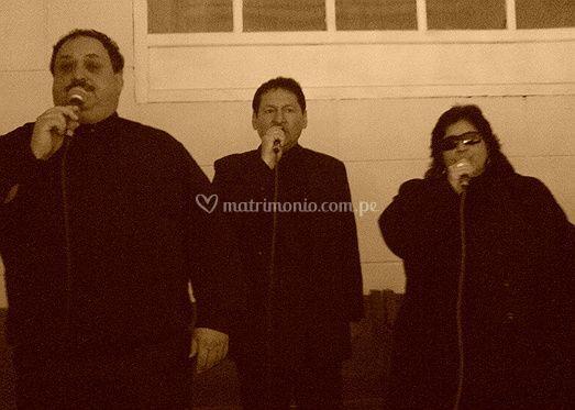 Voces del coro