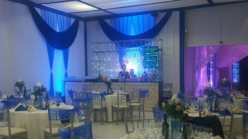 Eventos las casuarinas - Barra bar para salon ...