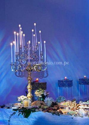 Elegante buffet