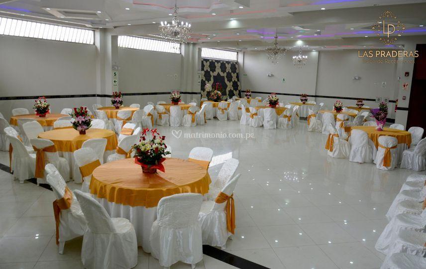 400 m2 ideal para todo evento