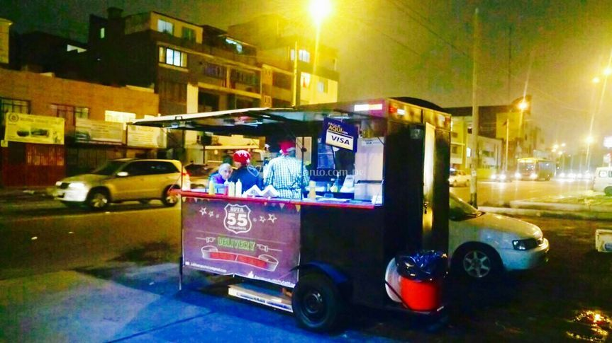 El foodtruck