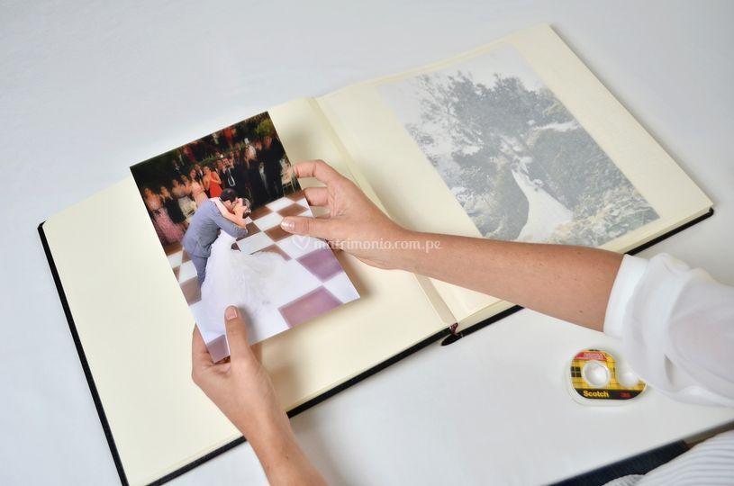 Fotos de diferentes formatos