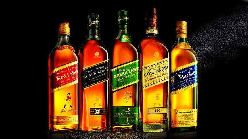 Variedad de whisky