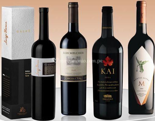 Marcas de vino