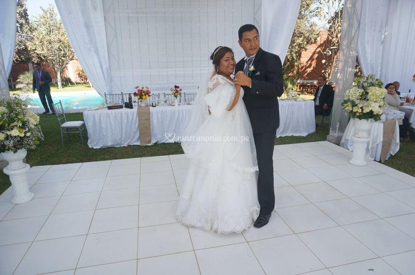 Preciosa boda