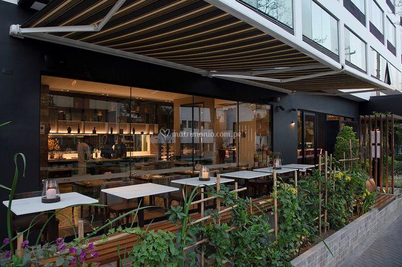 Terraza Saya Restaurante