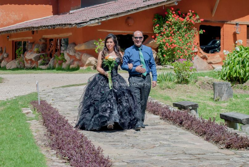 K y D, el ingreso de la novia