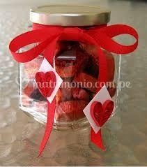 Precioso jar de amor