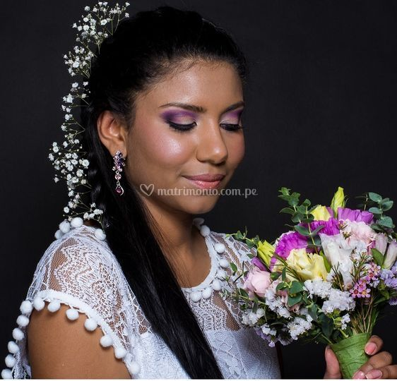 Paquetes novias con bouquets