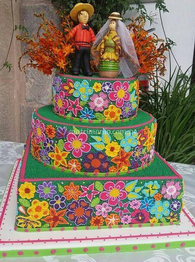 Torta andina