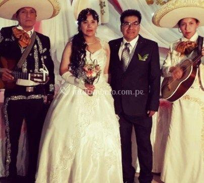 Mariachi para matrimonio