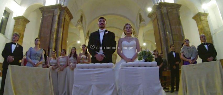 Matrimonio Moreno y Piedra