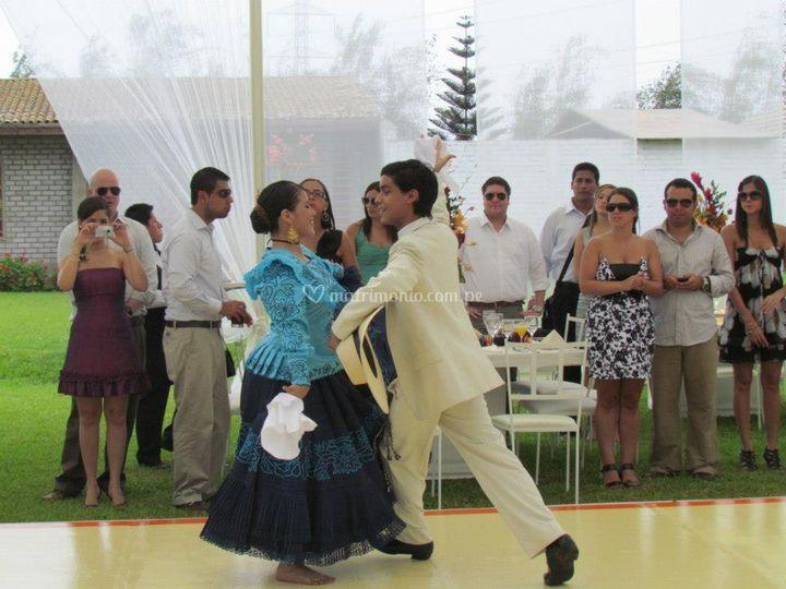 Matrimonio de éxito