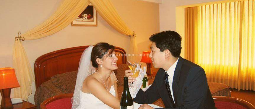 Matrimonios de lujo