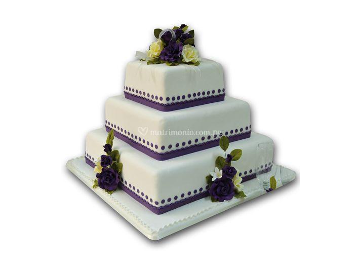 Preciosas tortas de Pieros Pastelería Fina