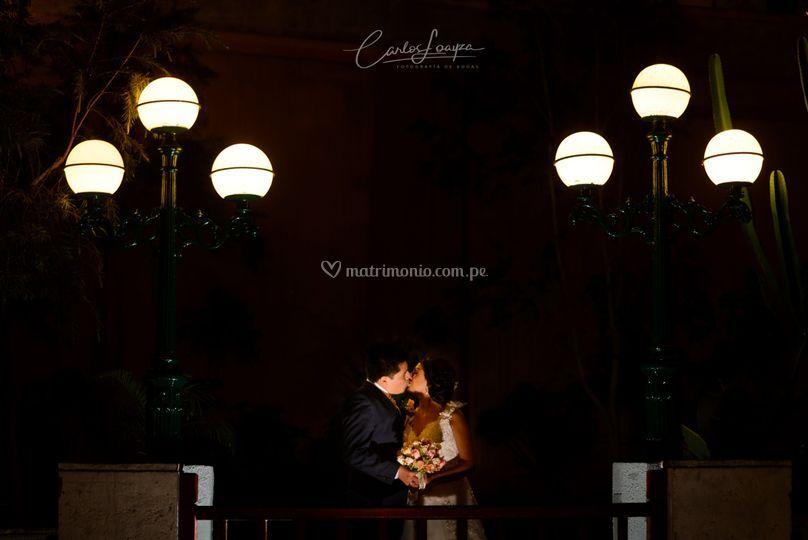 Celia y Jose Luis