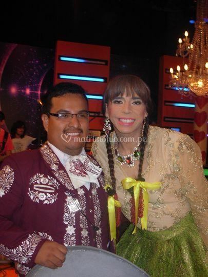Con la Chola Chabuca