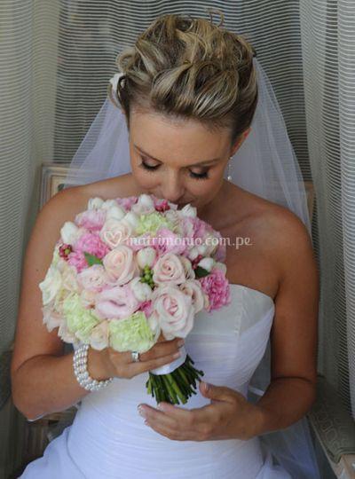 Bouquet mix  flores
