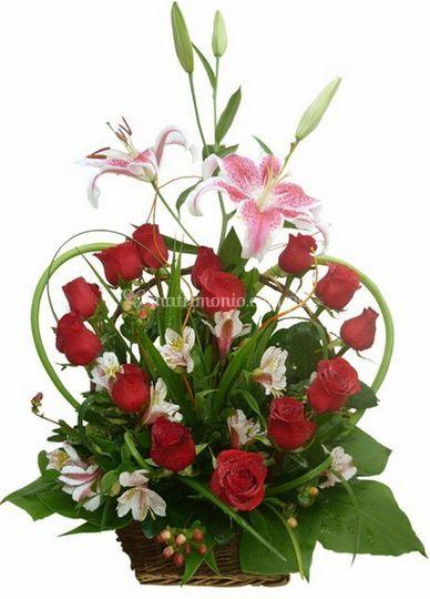 La mejor opción en flores