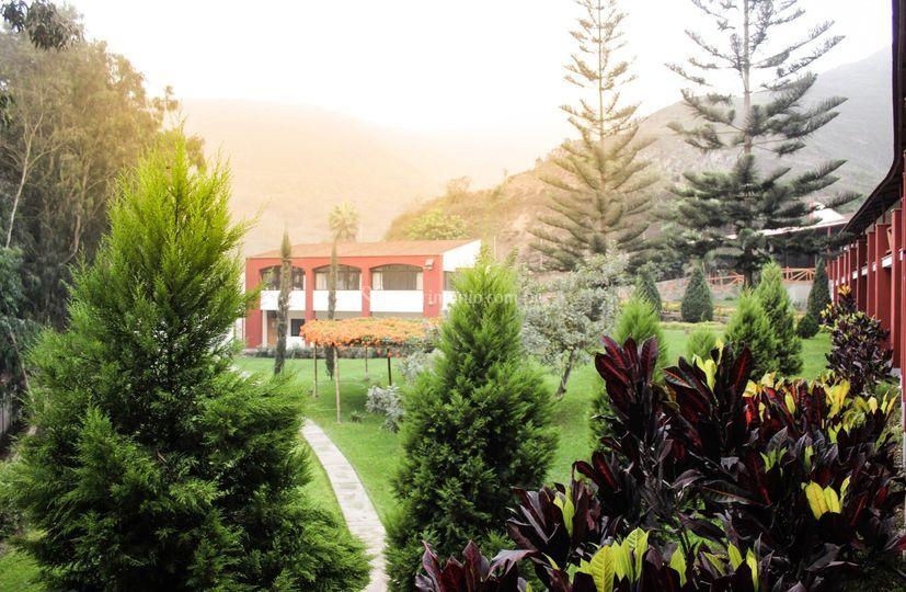 Villa Benedictina