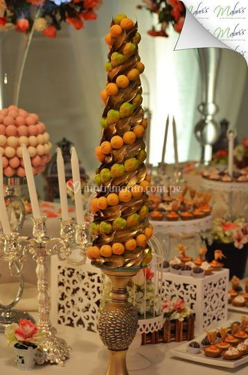 Conos de dulces