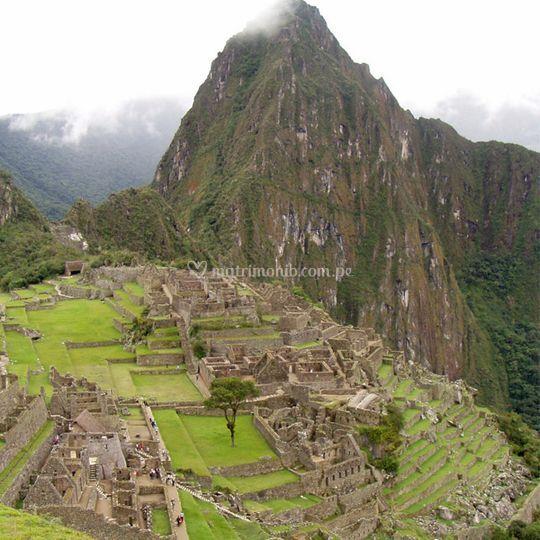 Su viaje al Machu Pichu