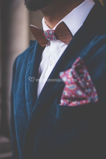 Bow Tie para Men´s Fashion Box