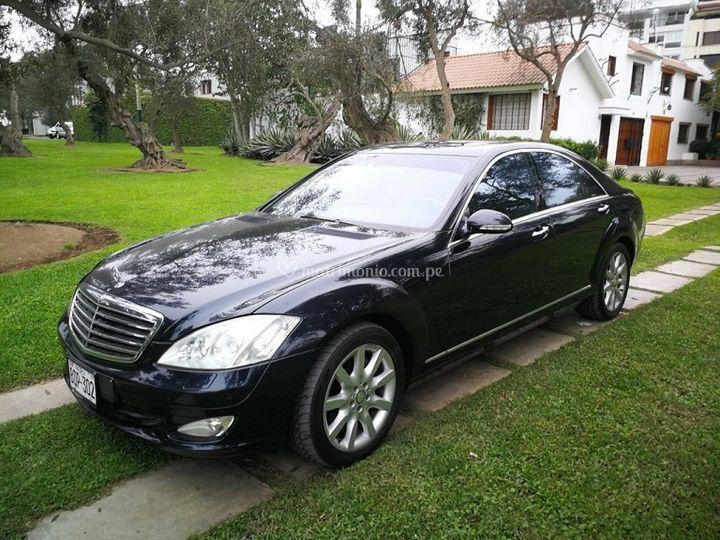 Jorge Luis Jimenez - Mercedes-Benz S-Class