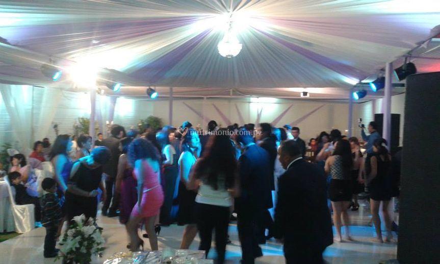 Bailando con Dj Jamz
