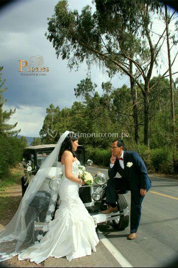 Luego de la boda