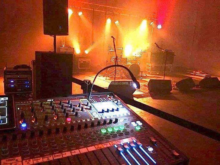 Eventos sociales o musicales